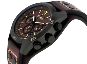 Men's Fossil Watch New - Chronograph