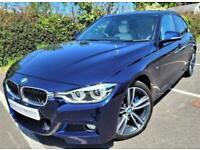 2016 BMW 330D M Sport XDrive - Extend. Merino Leather, Indiv Paint, FBMWSH
