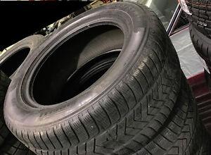 255/55R18 Pirelli Scorpion Winter pneu d'hiver Touareg West Island Greater Montréal image 3