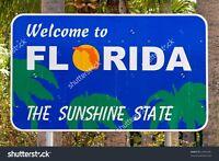 Votre auto jusqu'en Floride / Your car to Florida