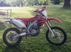 2011 crf 450x
