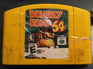 Donkey Kong 64 Game