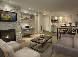 1-Bedroom Furnished Summit Lodges Condo at Deerhurst 55-102