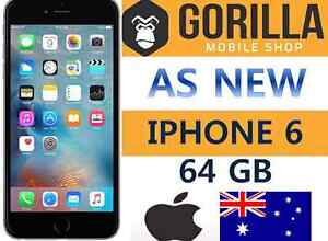 NEW & USED IPHONE6 64GB UNLOCKED NEW CONDITION Strathfield Strathfield Area Preview