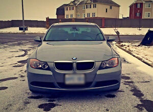 2006 BMW 3-Series Low KM (DEALER MAINTAINED) Sedan
