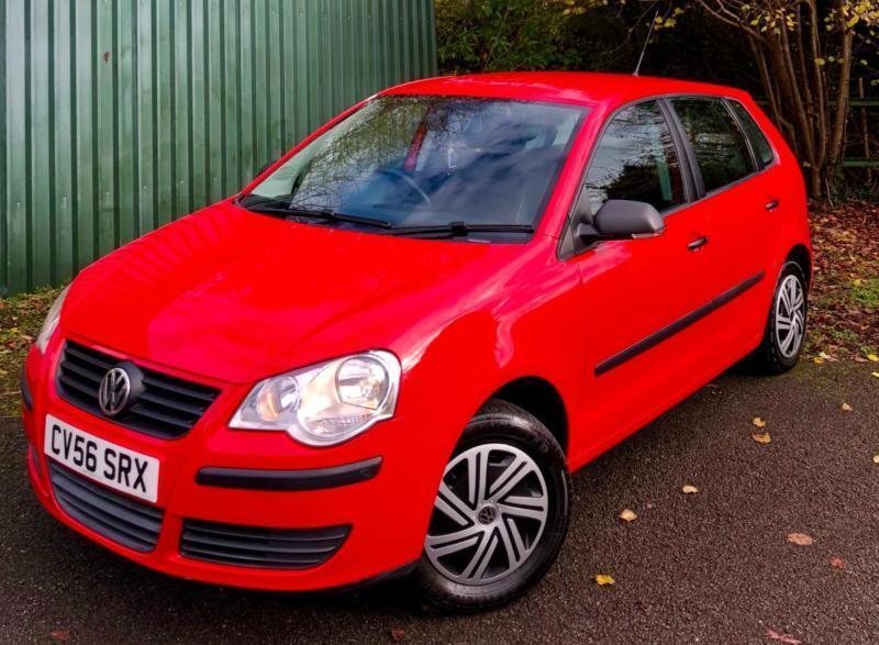 Volkswagen Polo 1.2 E**1Owner From New,Only 59767 Miles,FSH!**