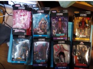 Selling/Trading Marvel Legends