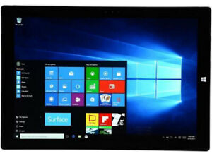 """Microsoft Surface 3 HD Multi-Touch 10.8"""" Tablet 64GB, 2GB, 2.4GH"""