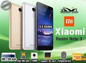 Brand New Xiaomi Redmi Note3 PRO Dualsim Unlocked Sydney Region Preview