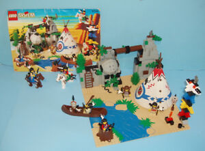 LEGO SYSTEM WESTERN no 6748, le BOULDER CLIFF CANYON