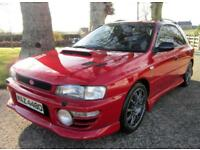1998 Subaru Impreza 2.0 Turbo 2000 Wagon - Outstanding example - 1 Owner - 33k