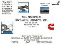 Heavy Duty Mechanic Required