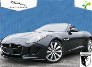 2015 Jaguar F Type S Convertible Super Charged V6