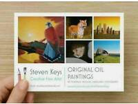 HIGH QUALITY ORIGINAL OIL PAINTINGS