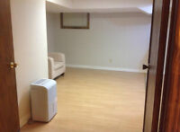 Basement for rent Meadowvale and Sheppard