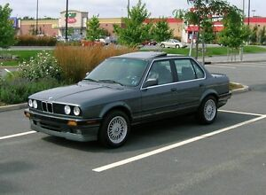 Looking for an E30 BMW sedan