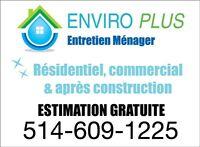 Service d'entretien Commercial Laval, Mirabel, Saint-Jérôme