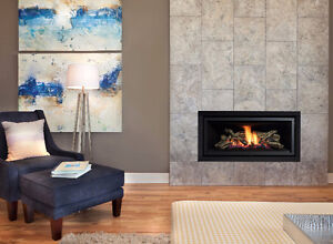 ON SALE NOW Regency Linear Gas Fireplace- Ultimate Package Kitchener / Waterloo Kitchener Area image 1