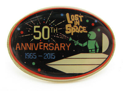 MOEBIUS Lost In Space 50th Anniversary Collector's Pin 03LMO01
