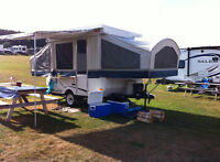 Family Clipper Camper - Excellent condition