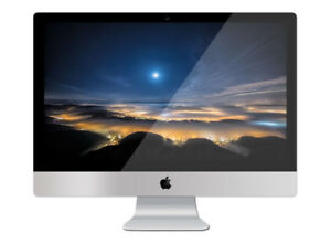 "Late 2013 iMac 27"" 3.5GHz i7/16GB/3TB"