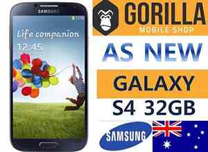 AS NEW GALAXY S4 32GB UNLOCKED FULLY WORKING Strathfield Strathfield Area Preview
