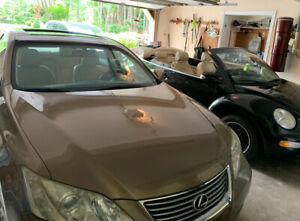 2009 Gold LEXUS - Perfect Condition inside out