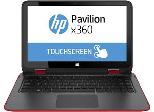 "HP Pavilion 13-S121ca 13.3"" x360 2 in 1 Laptop Tablet i3 2.3ghz"