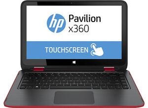 "HP Pavilion 13-S121ca 13.3"" x360 2 in 1 Laptop Tablet i3 2.3ghz"