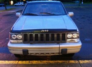 94 Jeep Grand Cherokee for PARTS