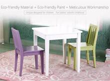 Children's 1 table and 2 chairs set Melbourne Region Preview