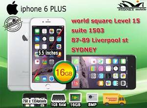 IPHONE 6 PLUS 100% GENUINE UNLOCKED WITH WARRANTY Sydney Region Preview