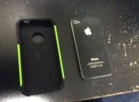 black i phone 4s  for sale  70 dollars firm