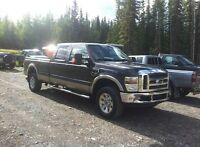 2008 f-350 super duty lariat