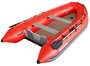 Saturn 12' Inflatable Boat