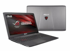 ASUS GL752VW - I7-6700HQ - 8GB Ram - GTX960 - 1TB HD