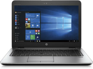 NEUF BRAND NEW HP ELITEBOOK 840 G3 INTEL I5 RAM 8GB HDD 500GB