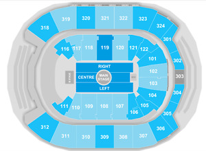 J COLE 4 YOUR EYEZ ONLY TORONTO TICKETS
