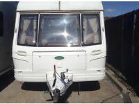 Wanted caravan 2/4/6 berth