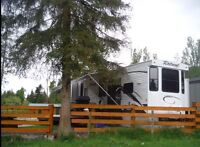 Park Model RV & Lot on Kootenay Lake