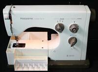 Husqvarna Combina II Model 3230 Sewing Machine & Foot Pedal