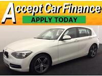 BMW 116 2.0TD auto 2012MY d Sport FROM £57 PER WEEK!