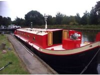 Thames Stemhead Barge Replica built by Peter Nicholls