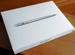 NEW MACBOOK AIR 13INCH 2.2ghz i7/8gb/512SSD sealed in a box Strathfield Strathfield Area Preview