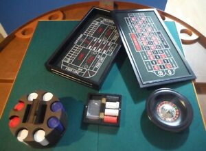 Table de Poker et casino