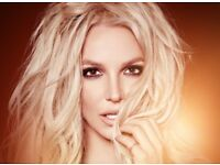 Britney Spears Ticket Hydro, 22nd August