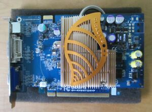 Gigabyte GeForce 6600 GT 128MB PCIe graphics card