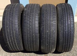 4 P195/65/15 All Season Tires