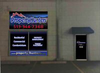 Property Hunters Inc. Property Management Services