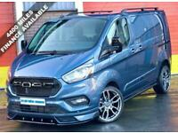 2020 Ford Transit Custom L1 280 SWB 2.0 130 EURO6 RS ST M-SPORT MS-RT JUST 4K